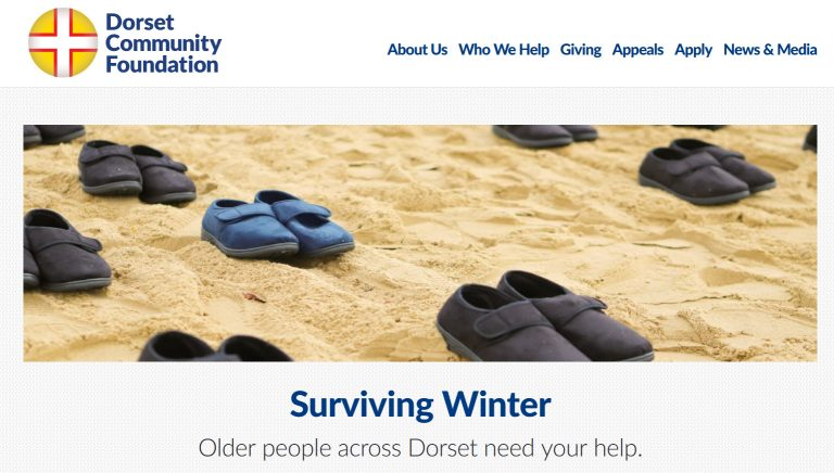 Tenth Anniversary Surviving Winter Campaign Smashes Target to Break Records
